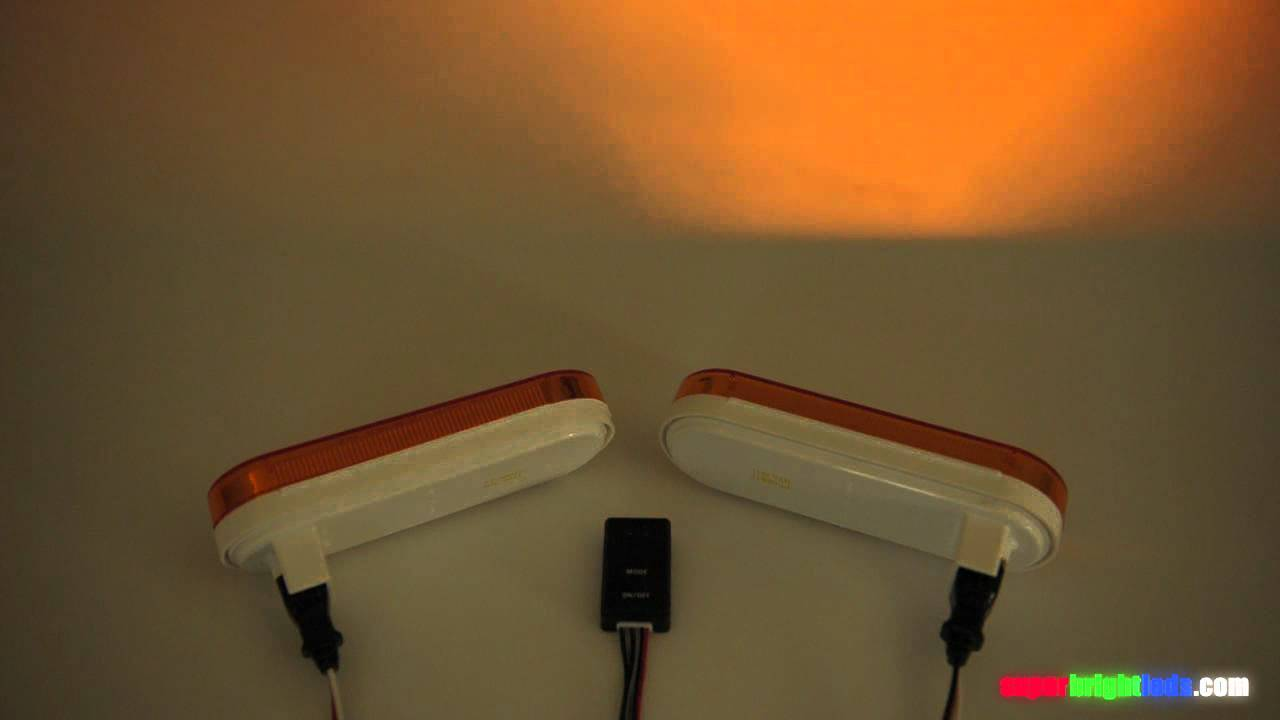 Led Multi Function Strobe Controller Youtube Circuit Diagram Of High Brightness