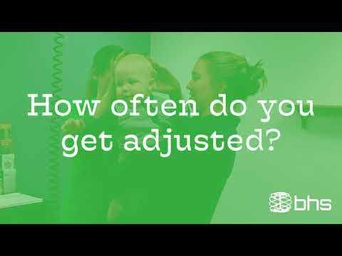 Chiropractic & Kids: How do you feel if you DON'T get adjusted?