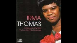 IRMA THOMAS  Coming From Behind/ Wish Someone Would Care (1973).wmv
