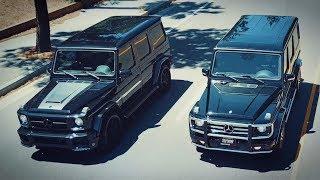 Почему не надо покупать гелик? Mercedes AMG G63 vs G55, сравнение и полный разбор вместе с BMW X5M