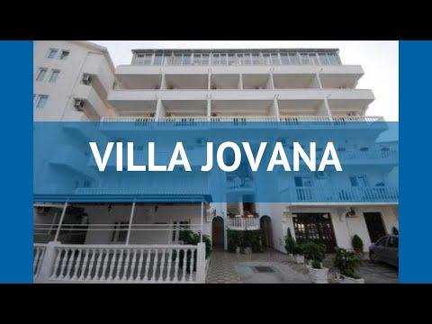VILLA JOVANA 3* Черногория Будва обзор – отель ВИЛЛА ДЖОВАНА 3* Будва видео обзор
