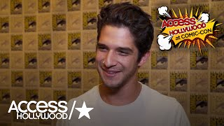 Tyler Posey On 'Teen Wolf's' Emotional Last Comic-Con Appearance   Access Hollywood