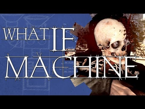 Violence in Video Games - The What If Machine
