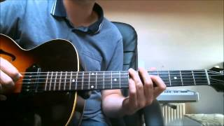 jazz guitar chords - how to play 6th chords on guitar