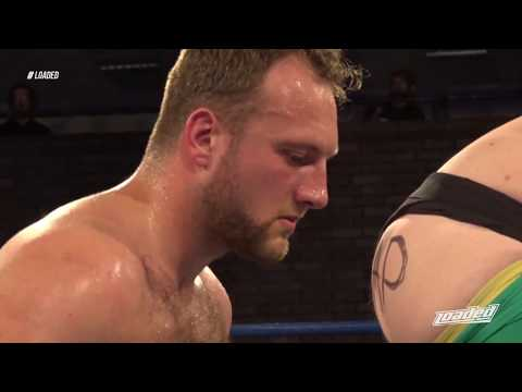 Alex Gracie vs. Liam Slater (WCPW Loaded: October 19th, 2017 - Part 2)