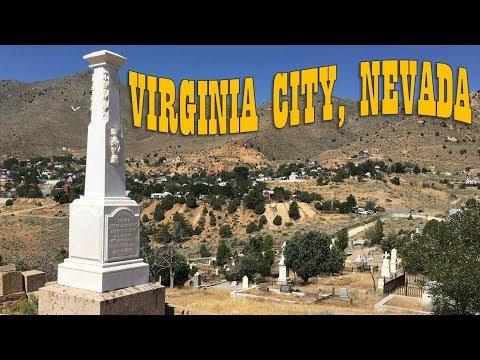 Virginia City Ghost Town & Silver Terrace Cemetery