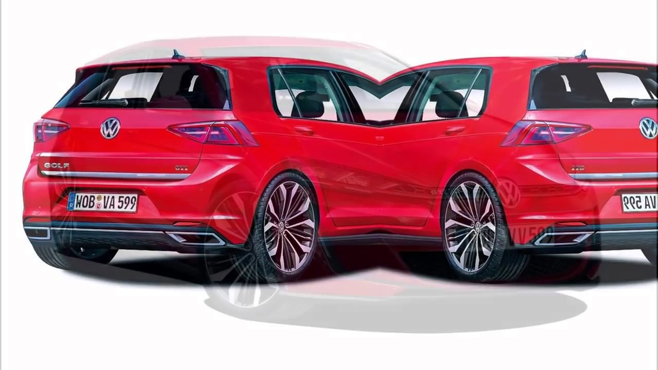 volkswagen golf 8 gti 2017 youtube. Black Bedroom Furniture Sets. Home Design Ideas