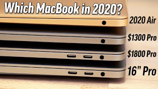 Which MacBook Should You Buy in 2020? March Update!