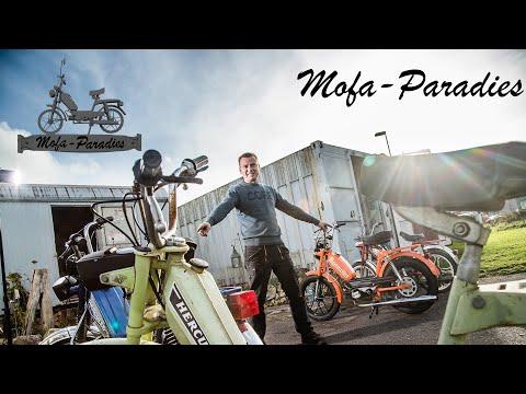 Mofa-Paradies der Film - Aus Leidenschaft zur Qualität, Originalität und Exklusivität