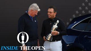 Inside The Open | Molinari returns the Claret Jug