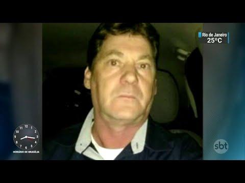 Polícia prende três menores suspeitos de matar um caminhoneiro em SP   SBT Brasil (25/04/18)