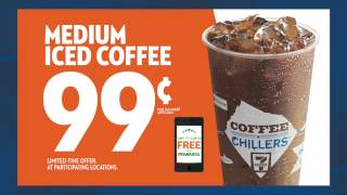7 Eleven Iced Coffee May 2015