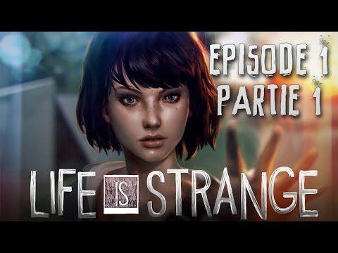 Life is Strange Let's Play - Episode 1 Partie 1 : Un Étrange Pouvoir