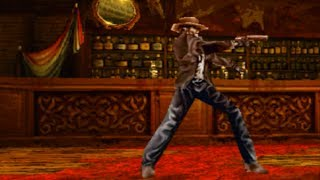 Gunfighter: The Legend of Jesse James Game Review (PS1)