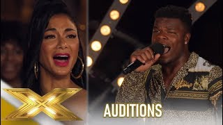Try Star: Trio of Rugby Players Bring The HEAT To The X Factor!🔥| The X Factor 2019: Celebrity