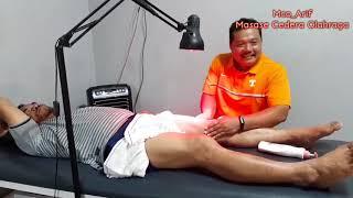 Ceder lutut WR 3 UM Bapak Arifin Malang