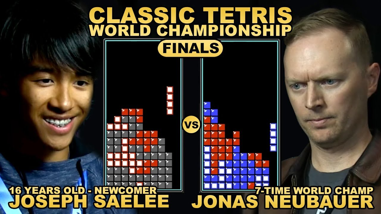16 Y O Underdog Vs 7 Time Champ Classic Tetris World