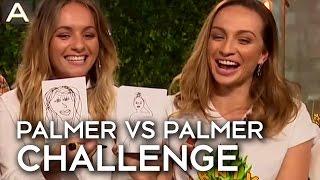 Grace Palmer vs Eve Palmer - Sibling Challenge!
