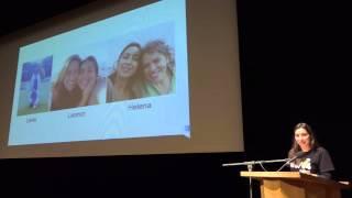 Raquel Ribeiro | Vidas Ubuntu Porto 2015