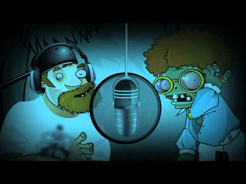 Wabby Wabbo by Cray-Z -- Plants vs. Zombies Hip Hop Video