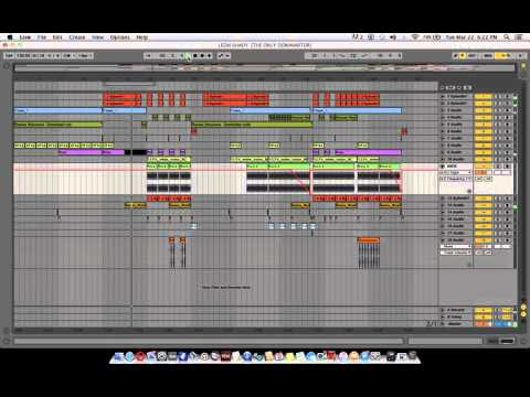 HUMAN RESOURCE - DOMINATOR 2016 Re-Make +Ableton Project (als.file)