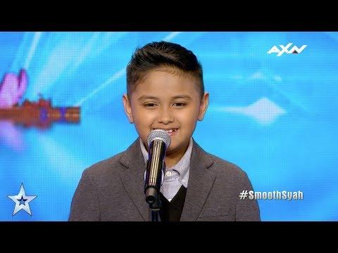 Syah Riszuan Judges' Audition Epi 4 Highlights   Asia's Got Talent 2017