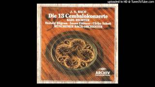 BWV 1054 - Konzert in D Dur - Karl Richter - II. Adagio e piano sempre