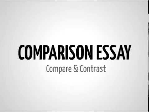 Видео Apwh comparative essay example