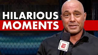 10 Hilarious and Odd Commentator Moments in MMA
