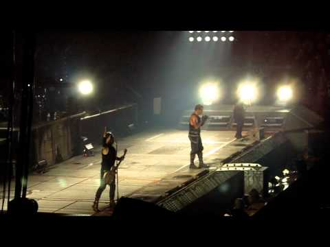Rammstein At Madison Square Garden Part 1 Of 3 Youtube