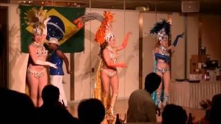 ブラジル人プロサンバチーム「1,2のサンバ」