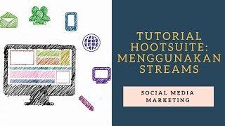 Tutorial Hootsuite: Menggunakan Stream Akun Hootsuite