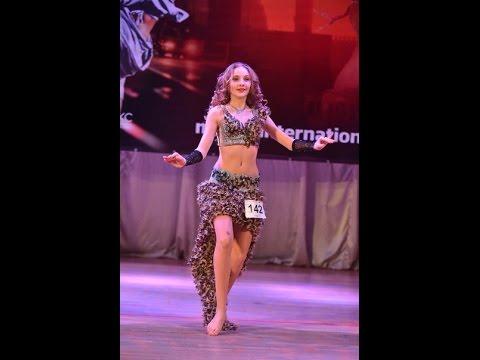 Королева Belly Dance 22-24 апреля г-Ялта Ульяна Пушкарь  табла-Узунов