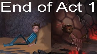 Broken Age Act 1 Ending No Commentary