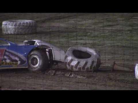 Hummingbird Speedway (6-10-17): Swanson Heavy Duty Truck Repair Semi-Late Model Feature