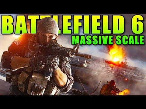 Battlefield 6 Will Be MASSIVE Scale