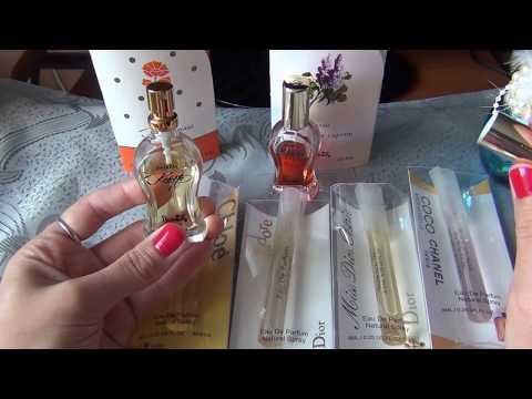 Духи Dzintars и парфюмерия в ручках|RW