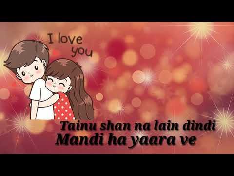 Tom & Jerry WhatsApp status Punjabi song