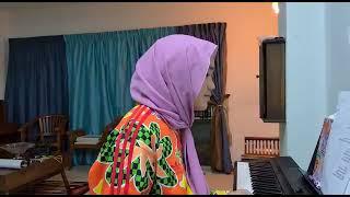 Bisikan Cinta Anita Sarawak cover Fatimah Noryyah 诺雅