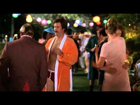 Wake Up Ron Burgundy - Dancing Scene