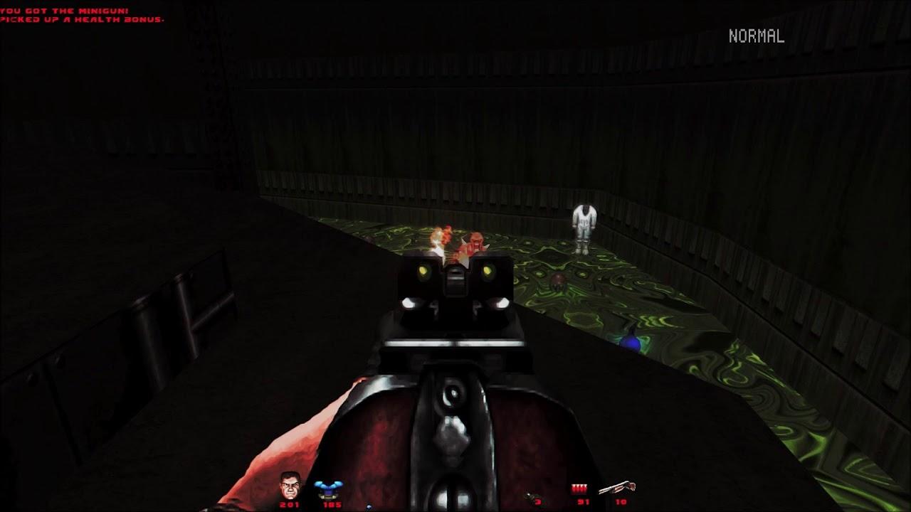 Doom 2 Master Levels