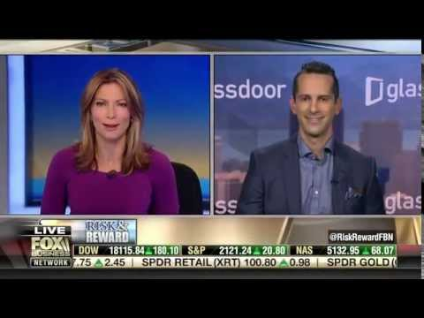 Fox Business Risk & Reward: Andrew Chamberlain on Longer Time to Hire