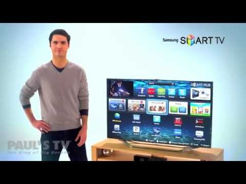 Samsung Smart TV - Smart Interactions: Sports
