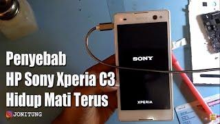 Cara membuat jaringan 4G Tidak Hilang2 Di hp Sony Xperia Compact (Docomo).