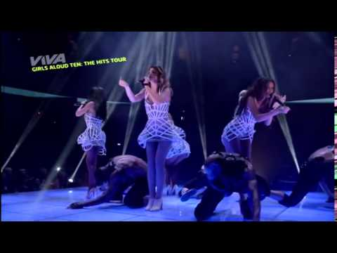 Girls Aloud -  Ten The Hits Tour 2013  - Viva -  30th March 2013 - Full Documentary