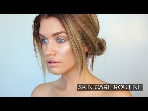 SKIN CARE ROUTINE | Dry Skin, Breakouts, Etc.