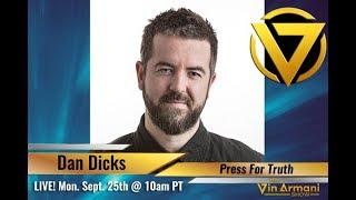 The Vin Armani Show (9/25/17) - Dan Dicks