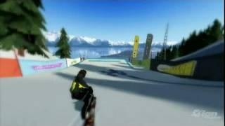 Shaun White Snowboarding: Road Trip Nintendo Wii Gameplay