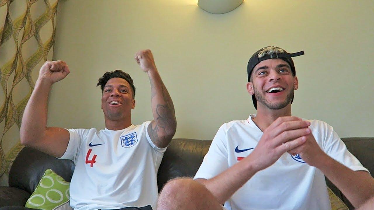 ENGLAND VS CROATIA WORLD CUP SEMI FINAL LIVE REACTION