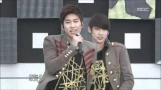 음악중심 - BOY FRIEND - Don't Touch My Girl, 보이프렌드 - 내 여자 손대지마, Music Core 20111015